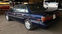 Cần bán gấp Toyota Camry đời 1990, màu xanh lam, nhập khẩu nguyên chiếc như mới