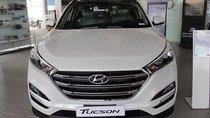 Bán Hyundai Tucson 1.6 AT Turbo đời 2018, màu trắng, giá tốt