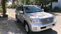 Cần bán Toyota Land Cruiser VX 4.6 V8 2014, màu bạc, nhập khẩu nguyên chiếc