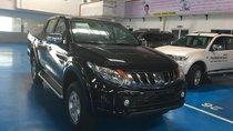 Bán Mitsubishi Triton mới 100%, màu đen, số sàn, nhập khẩu nguyên chiếc, xe giao ngay. LH 0931911444