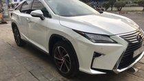 Cần bán Lexus RX350 SX và ĐK 2016, màu trắng nhập khẩu