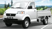 Bán xe Suzuki Carry Pro mới đời 2019, màu trắng, nhập khẩu