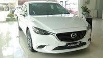 Bán Mazda 6 2.0L Premium - Trắng Ngọc Trinh, xe có sẵn, giao ngay