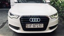 Cần bán lại xe Audi A6 2.0 đời 2014, màu trắng xe nhập