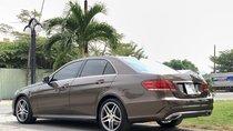 Cần bán xe Mercedes-Benz E250 AMG đăng ký 2016, màu nâu, ít sử dụng