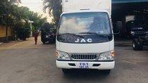 Giá xe tải Jac 2T4 (2 tấn 4). Xe tải Jac 2.4 tấn L250 thùng dài 4.38M