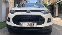 Cần bán lại xe Ford EcoSport Titanium đời 2017, màu trắng ít sử dụng, 565tr