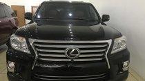 Lexus LX570 sản xuất 2014, đăng ký 2015, màu đen, nội thất nâu, thuế sang tên 2%, giá tốt. LH: 0906223838