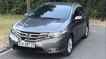 Bán ô tô Honda City đời 2014, màu xám, giá chỉ 440 triệu
