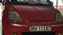 Bán xe Chevrolet Spark đời 2009, màu đỏ, 99 triệu