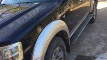 Cần bán xe Ford Everest 2.5 đời 2008, màu đen, giá tốt