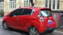 Cần bán gấp Chevrolet Spark 2014, màu đỏ, xe nhập chính chủ, giá chỉ 255 triệu