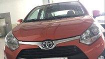Bán ô tô Toyota Wigo đời 2019, màu đỏ, nhập khẩu, giá chỉ 345 triệu
