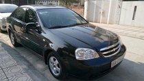 Cần bán Chevrolet Lacetti đời 2011, màu đen, 205 triệu