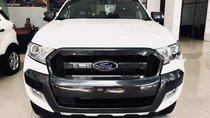 Bán xe Ford Ranger sản xuất năm 2018, màu trắng, nhập khẩu nguyên chiếc, giá 910tr