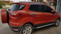 Cần bán Ford EcoSport năm sản xuất 2017, màu đỏ chính chủ, giá tốt