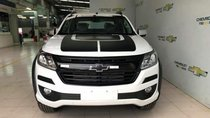Bán Chevrolet Colorado sản xuất 2019, màu đen, nhập khẩu, 789 triệu