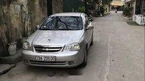Cần bán lại xe Daewoo Lacetti đời 2011, màu bạc giá cạnh tranh