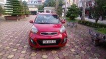 Cần bán xe Kia Morning năm 2014, màu đỏ, 235tr