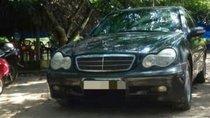 Cần bán gấp Mercedes C180 sản xuất năm 2003, màu đen, xe nhập, giá 170tr