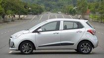 Cần bán xe Hyundai Grand i10 2019, màu bạc, giá 401.8tr