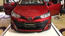 Cần bán xe Toyota Vios E năm sản xuất 2019, màu đỏ