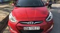 Bán Hyundai Accent sản xuất năm 2014, màu đỏ, nhập khẩu