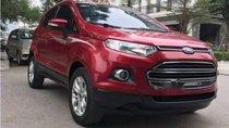 Cần bán lại xe Ford EcoSport 1.5 AT đời 2016, màu đỏ, giá chỉ 580 triệu