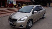 Cần bán Toyota Vios 1.5 E năm 2011, màu vàng, giá 292tr