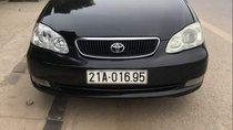 Bán Toyota Corolla altis năm sản xuất 2005, màu đen, 258 triệu