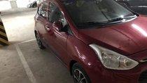 Cần bán Hyundai Grand i10 đời 2017, màu đỏ, giá chỉ 380 triệu