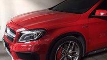 Bán xe Mercedes GLA 45 AMG đời 2016, màu đỏ, giá tốt