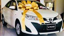Cần bán gấp Toyota Vios năm sản xuất 2019, màu trắng