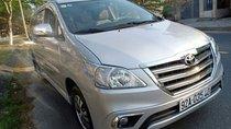 Bán Toyota Innova 2014, màu bạc, 417tr