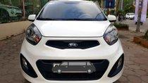 Cần bán xe Kia Morning 1.0 AT sản xuất 2014, màu trắng, giá 275tr