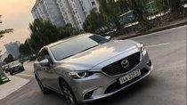 Bán xe Mazda 6 2.0 Pretium đời 2017, màu bạc