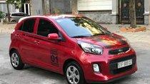 Bán Kia Morning sản xuất năm 2016, màu đỏ, giá 265tr