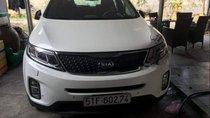 Bán Kia Sorento sản xuất năm 2017, màu trắng, giá tốt