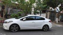 Cần bán gấp Kia Cerato 2018, màu trắng, 540tr