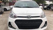 Cần bán Hyundai Grand i10 1.0MT sản xuất 2017, màu trắng