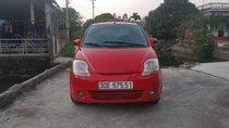 Bán xe Daewoo Matiz sản xuất 2009, màu đỏ, nhập khẩu nguyên chiếc, giá chỉ 118 triệu