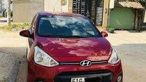 Cần bán Hyundai Grand i10 1.0AT đời 2015, màu đỏ, nhập khẩu xe gia đình, giá tốt