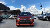 Cần bán gấp Toyota Wigo năm sản xuất 2019, màu đỏ, nhập khẩu
