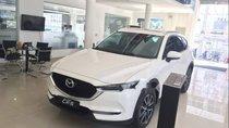 Bán Mazda CX 5 sản xuất năm 2019, màu trắng, giá chỉ 899 triệu