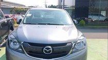 Cần bán xe Mazda BT 50 đời 2018, màu xám, nhập khẩu nguyên chiếc, giá chỉ 620 triệu