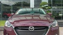 Bán ô tô Mazda 2 sản xuất năm 2019, màu đỏ, nhập khẩu nguyên chiếc