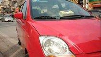 Chính chủ bán Daewoo Matiz đời 2009, màu đỏ, nhập khẩu nguyên chiếc