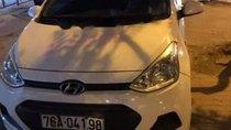 Cần bán Hyundai Grand i10 sản xuất năm 2015, màu trắng, giá tốt