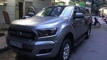 Bán Ford Ranger 2.2 năm sản xuất 2016, màu bạc, xe nhập