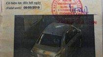 Bán Toyota Vios đời 2011, màu bạc đã đi 75.000km